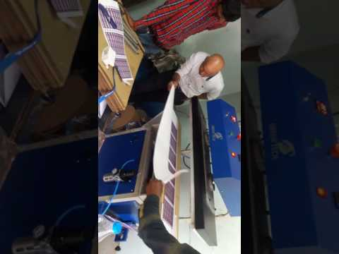 Single Bed Lanyard Heat Transfer Printing Machine