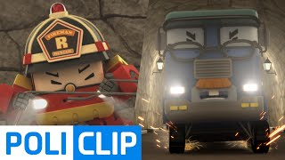 Catch the Truck X (Korean) | Robocar Poli Clips