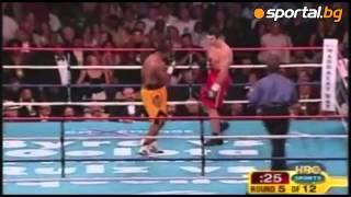 Трите загуби на Кличко