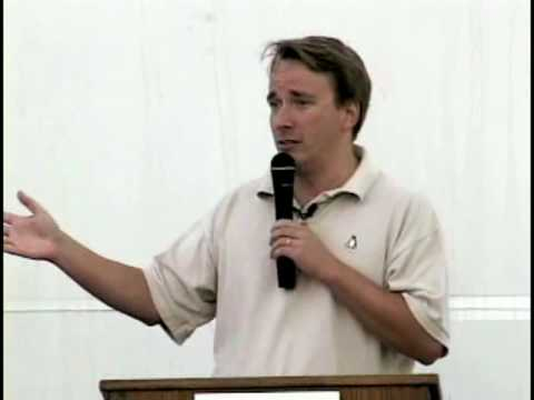 The Origins of Linux  Linus Torvalds