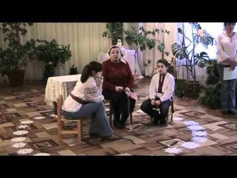 Свято Святого Миколая удитячому садочкум. Ківерці (16.12.2011р. Б.)