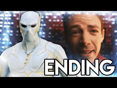 GODSPEED Arrives! & Barry's CRISIS Video Explained - The Flash 5x18 GODSPEED Review
