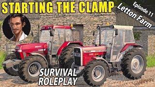 MEET GARRY TURNER | Survival Roleplay | Farming Simulator 17 - Letton Farm - Ep 11