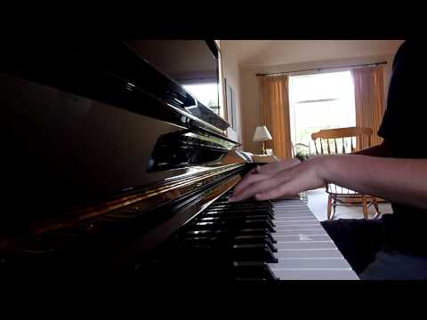 Nothin' On You -  B.o.B feat.Bruno Mars (Piano Cover)