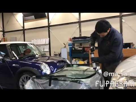 タント フロントガラス交換、社外品ガラスと自社施工でコスパ最強!