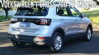 Avaliação: Volkswagen T-Cross 200 TSI Manual