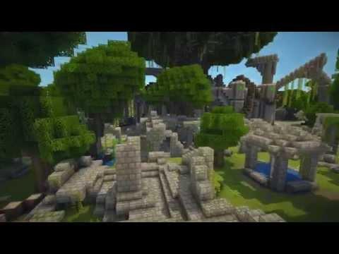 Crafti ca - Creative Community Superbuilding Minecraft Server
