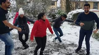 Kodavas Valaga Dance In Ireland  Ice  