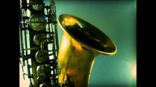 Sax Solo - Slow Blues