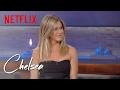 Download Youtube: Jennifer Aniston Recalls Her Past Jobs (Full Interview) | Chelsea | Netflix