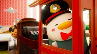 Tsum Tsum Railroad   Season 3 Ep 2   Disney
