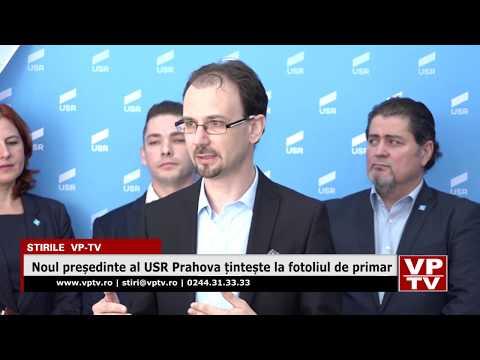 Noul președinte al USR Prahova țintește la fotoliul de primar