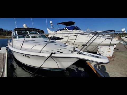 Tiara Yachts 3100 Open video