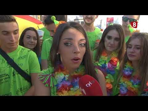 Fiestas de Villaralbo 2017