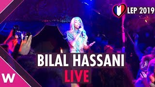 "Bilal Hassani ""Roi"" (France) LIVE @ London Eurovision Party 2019"