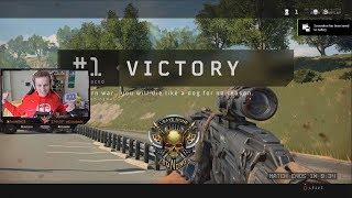 My First Blackout WIN!! (COD:BO4 Blackout)