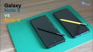 เปรียบเทียบ Note 8 VS Note 9