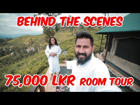Room Tour & Behind The Scenes   Travel With Wife