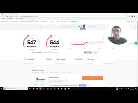 Brian's Free Credit Report Analysis | Credit Karma | Credit Scores | Credit Repair | 818-399-1886