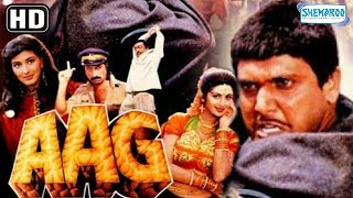 Aag 1994 HD Hindi Full Movie  Govinda  Shilpa Shetty  Sonali Bendre  Old Hindi Movie