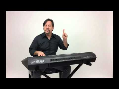 Style Files tutorial from Yamaha MusicSoft