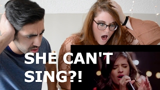 CAMILA CABELLO CAN'T SING (REACTION)