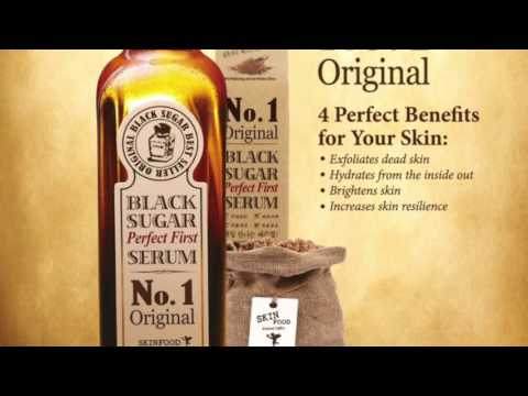Black Sugar Perfect Cleansing Oil by Skinfood #4