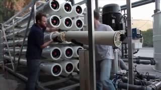 Hướng dẫn lắp màng RO công nghiệp