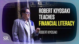 Financial Literacy 101: in under 4 minutes - Robert Kiyosaki