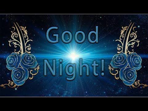 🌛GOOD NIGHT! SWEET DREAMS!🌛Animation Greeting Cards #4K #WhatsApp