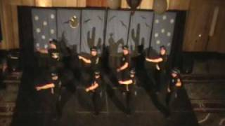 Hold your horses - Danse country - version spectacle