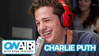 Charlie Puth On Finding True Love | On Air with Ryan Seacrest