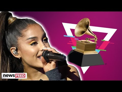 Ariana Grande To Perform At Grammys!