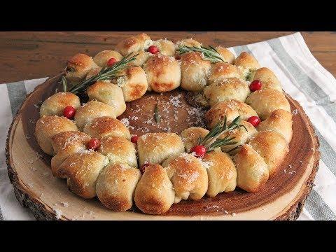 Garlic Knot Pull-Apart Bread Recipe | Episode 1216