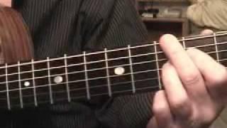 Minor Swing Chords