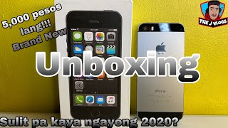 IPhone 5s Unboxing | Throwback | Tagalog |