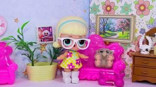 ПИТОМЦЫ ЛОЛ Сюрприз Мультики #ЛОЛ ПИТОМЕЦ на ДЕНЬ РОЖДЕНИЯ! Распаковка Куклы LOL Pets #Игрушки ООАК
