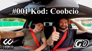Coobcio Garage - #001 Renault Megane RS (kod: Coobcio)