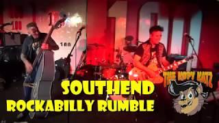 NEXT GIG: Southend Rockabilly Rumble Sat 10 November