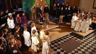 preview picture of video 'Humperdinck: Hänsel und Gretel (Teil 1), Christuskirche Bremerhaven 30.11.2014'
