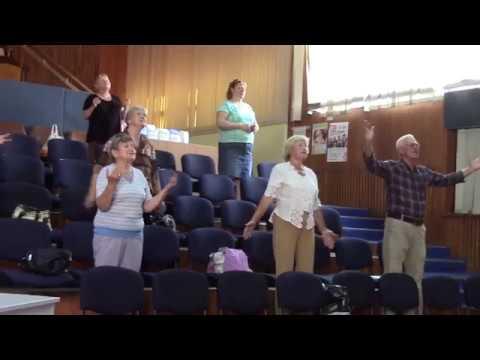 Поздравление церкви с днем рождения песня