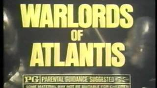 Trailer of Warlords of Atlantis (1978)