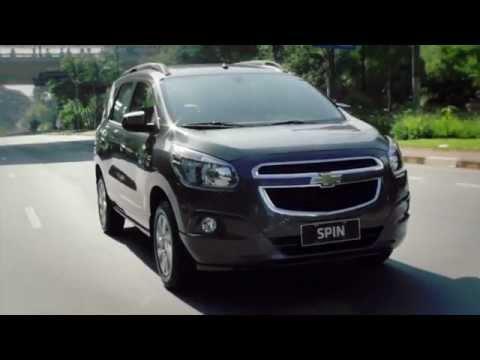 Presentacion del Chevrolet Spin en Argentina - Video Oficial   VisionMotor