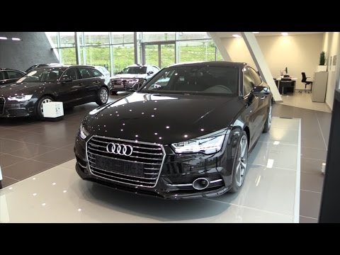 Audi A7 S Line 2016 In Depth Review Interior Exterior