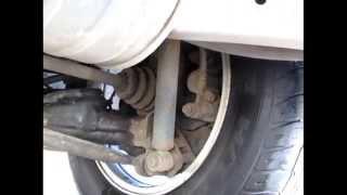 Обнаружена течь жидкости из тормозной системы.