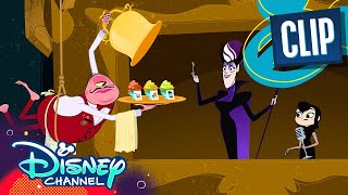 What's Cooking 😋| Hotel Transylvania | Disney Channel