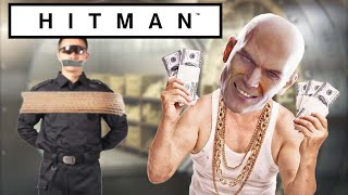 Bank Me Daddy - Hitman 2 Funny Moments