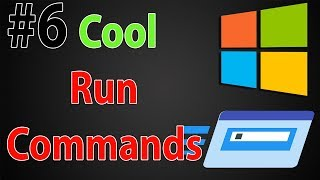 #6 Cool Run Command Every Windows user must know