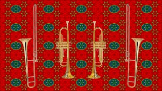 Christmas Music for Brass (Michel Rondeau Brass Quartet)