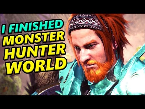 Khan's Kast - I Finished Monster Hunter World | LET'S GO ICEBORNE !